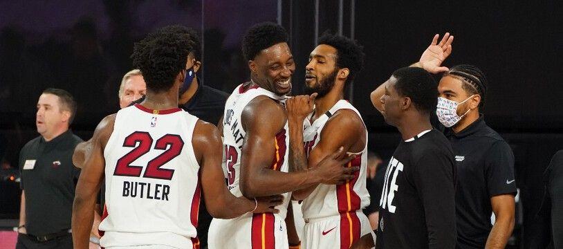 Le Heat mène 2-0 en finale de conférence contre Boston.