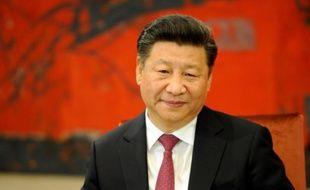 Le président chinois Xi Jinping à Belgrade, le 18 juin 2016