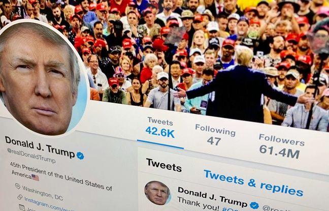 Donald Trump conteste une décision qui l'empêche de bloquer ses détracteurs sur Twitter