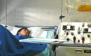 Océane  a subi six attaques cérébrales depuis sa 2e injection de Gardasil.