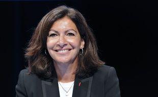La mairesse de Paris Anne Hidalgo.