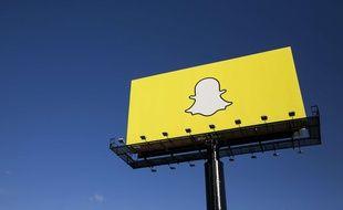 Illustration logo Snapchat