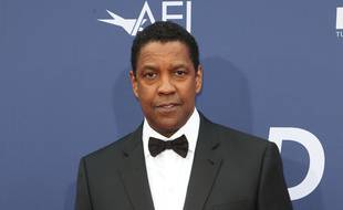 L'acteur Denzel Washington