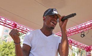 Le chanteur Ne-Yo