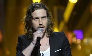 Julien Doré sacré artiste masculin de l'année aux 30e Victoires de la musique le 13 février 2015