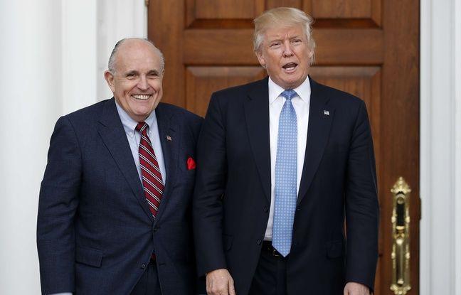 Etats-Unis: Rudy Giuliani, «cyber-expert» de la Maison Blanche, piégé par un internaute anti-Trump Nouvel Ordre Mondial, Nouvel Ordre Mondial Actualit�, Nouvel Ordre Mondial illuminati