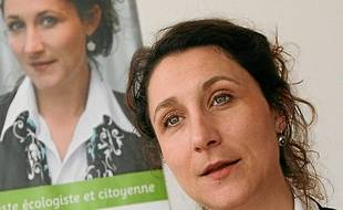 Pascale Chiron, candidate EELV.