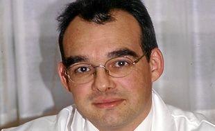 Le professeur Eric Renard.