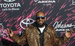Le chanteur R.Kelly aux Soul Train Music Awards.