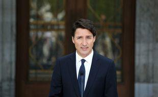 Le Premier ministre canadien Justin Trudeau a annoncé dimanche un scrutin anticipé pour le 20 septembre.