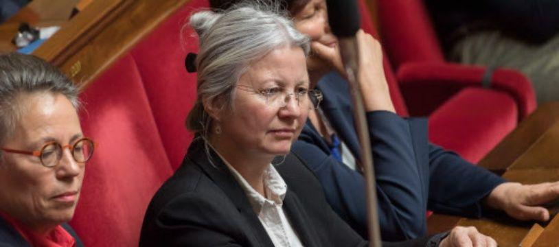 Agnès Thill est députée LREM de l'Oise depuis juin 2017.
