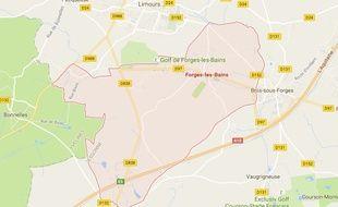 Forges-les-Bains dans l'Essonne
