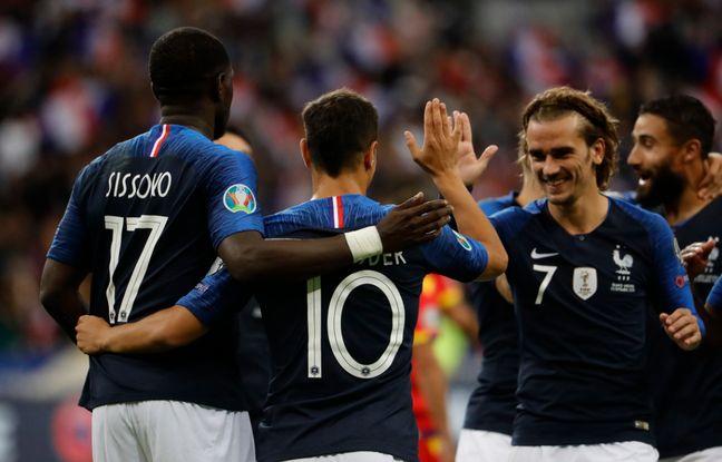 Islande-France EN DIRECT : Sans Lloris, Mbappé ni Pogba, les Bleus partent à l'assaut des Islandais... Suivez ce match de qualif en live avec nous