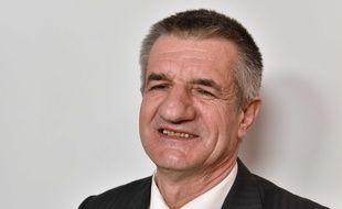 Jean Lassalle, depute des Pyrenees-Atlantiques et candidat a la presidentielle. Paris, FRANCE - 30/03/2016/IBO_IBOA.002/Credit:IBO/SIPA/1603301946