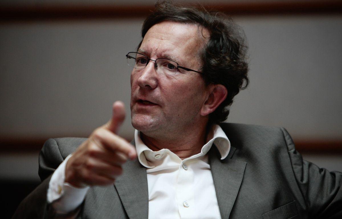 Jacques Pfister Pdt de la Chambre de Commerce et d'Industrie de Marseille Provence – P.MAGNIEN / 20 MINUTES