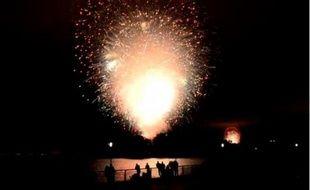 Le feu d'artifice du 4 juillet à San Diego (Etats-Unis) a duré 15 secondes car tous les engins se sont déclenchés en même temps.