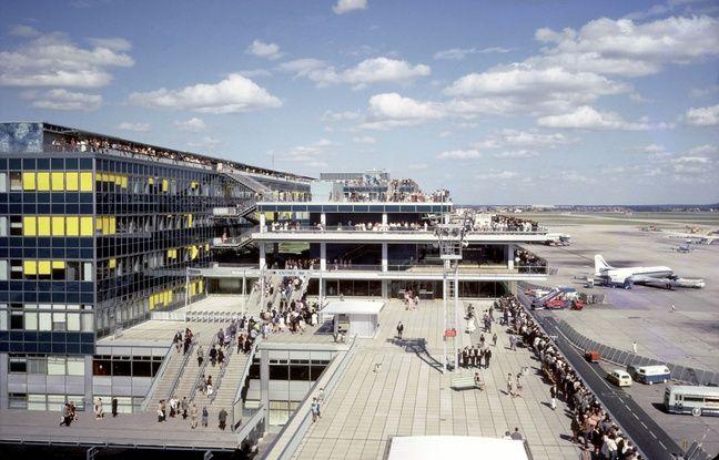 Photo de l'aéroport d'Orly