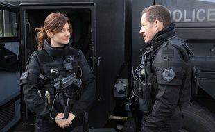 Alice Pol et Dany Boon dans Raid dingue de Dany Boon