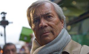 Vicent Bolloré, patron du groupe Vivendi, à Paris en décembre 2015.
