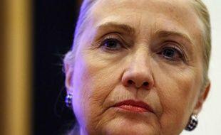 La secrétaire d'Etat américaine, Hillary Clinton, le 6 décembre 2012.