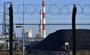 L'une des dernières centrales à charbon encore en activité en France, à Cordemais (Loire-Atlantique).