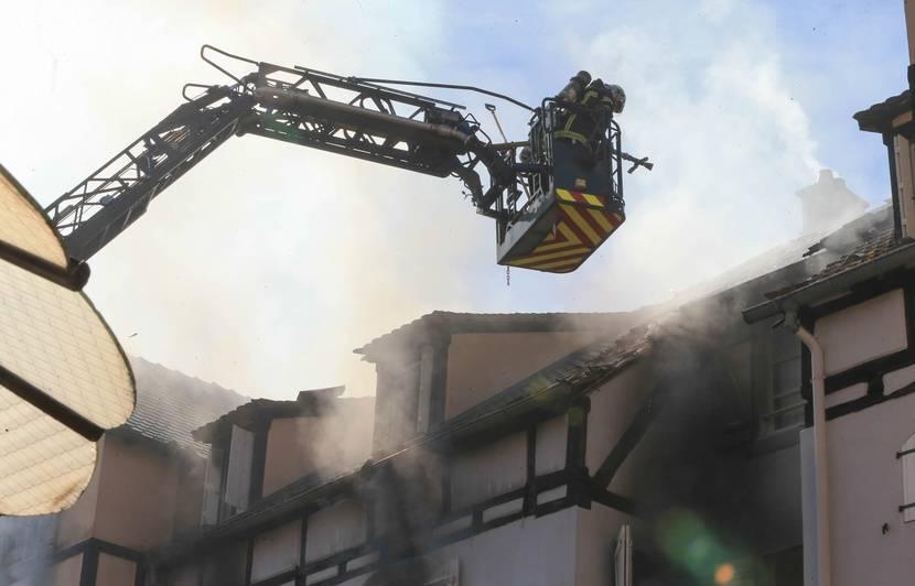 Incendie mortel de Schiltigheim : Le suspect mis en examen et placé en détention provisoire
