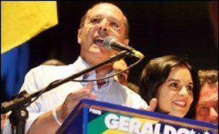 Le principal adversaire de Lula sera l'ancien gouverneur de l'Etat de Sao Paulo, Geraldo Alckmin, du Parti de la social démocratie brésilienne (PSDB, centre gauche) de l'ancien président Fernando Henrique Cardoso (1995-2002).