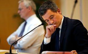 Gérald Darmanin, le ministre de l'Action et des Comptes publics.
