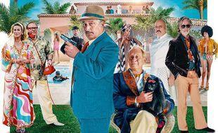 Affiche du film Mystère à Saint-Tropez
