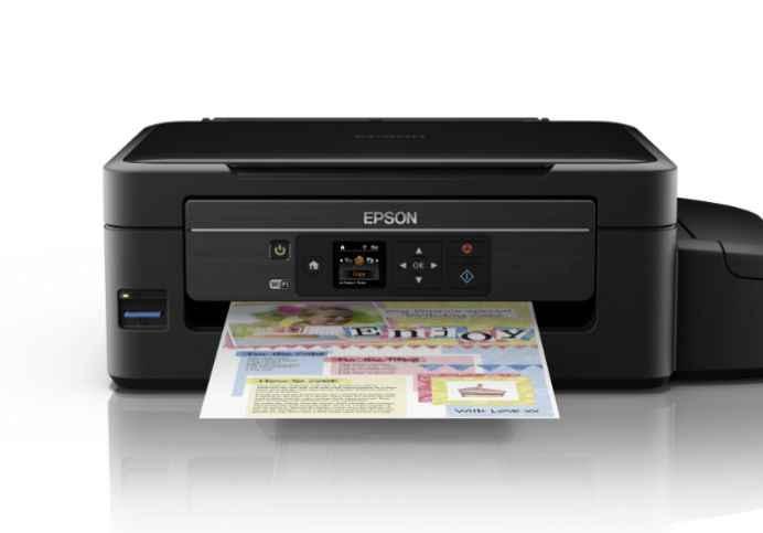 ecotank epson promet 70 d 39 conomie avec ses nouvelles imprimantes. Black Bedroom Furniture Sets. Home Design Ideas