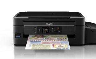 Les nouvelles imprimantes EcoTank d'Espion promettent jusqu'à 70% d'économies sur les frais d'impression.