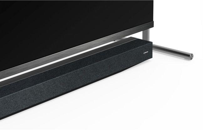 Le X915 de TCL intègre son propre système audio et il est signé Onkyo.