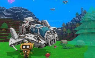 Un aperçu de la plateforme «Game Builder» imaginée par Google