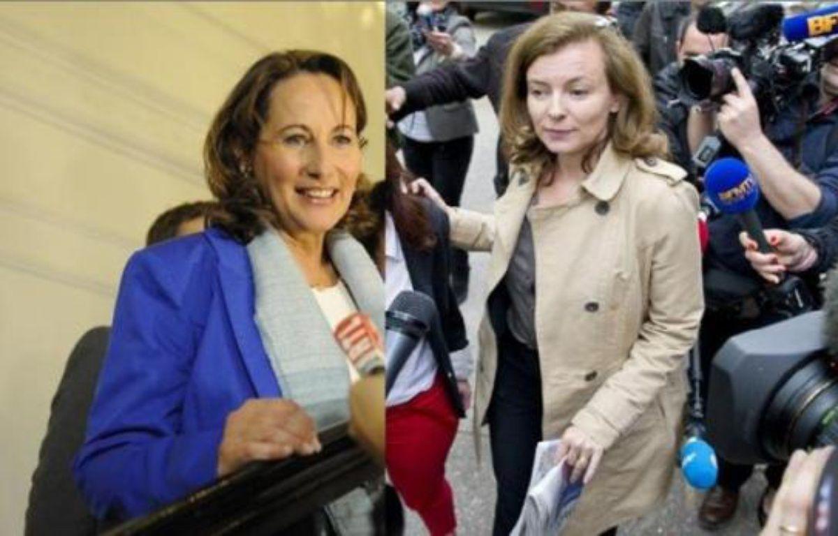 Ségolène Royal et Valérie Trierweiler.  – B. Guay/ AFP et V. Wartner/ 20 Minutes
