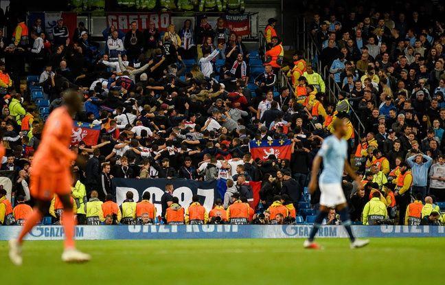 Manchester City-OL: Un supporter lyonnais filmé en train de faire un salut nazi... «Il sera exclu à vie», annonce le club