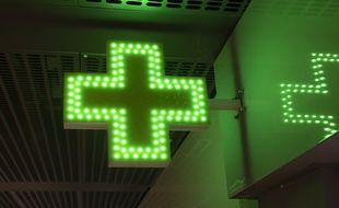 Image d'illustration d'une pharmacie.