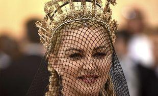 Madonna fête ce jeudi ses 60 ans !