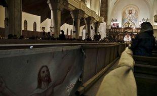 La Cathédrale Saint-Marc au Caire