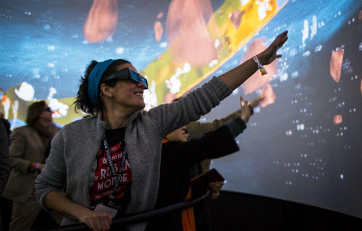 Plongée en VR et en 3D avec Tumulte de Cortex Productions. – AURELIE COUDIERE