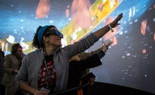 Plongée en VR et en 3D avec Tumulte de Cortex Productions.