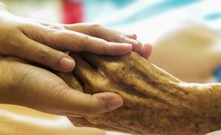 Le vieillissement de la peau (illustration).