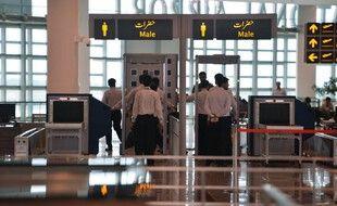 L'aéroport international d'Islamabad, au Pakistan.
