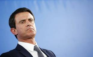 Manuel Valls, le  11 mai 2015.