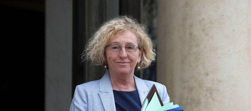 Muriel Pénicaud, à l'Elysée le 17 juin 2020.