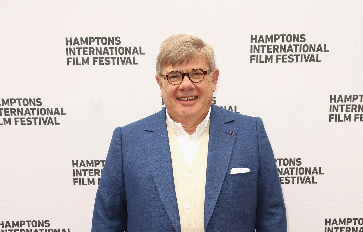 Jean-Yves Ollivier, lors du 21e Festival du film international des Hamptons, le 13 octobre 2013. – Monica Schipper/Getty Images for The Hamptons International Film Festival/AFP