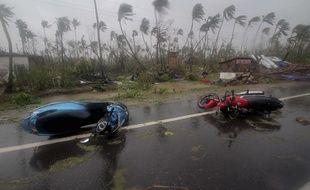 Cyclone, illustration