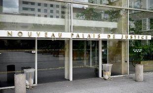 Photo d'illustration du tribunal de police de Lyon.