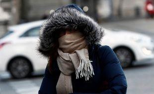 Ça y est, il fait froid.