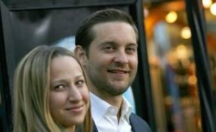 """La vedette de """"Spider-Man"""" Tobey Maguire a épousé sa compagne de longue date Jennifer Meyer lundi à Hawaï, rapporte mardi le magazine People."""