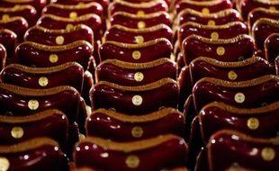 La fréquentation des salles de cinéma en France a reculé de 4,9% en 2013, selon le CNC